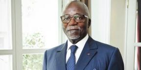 Guy Nzouba-Ndama à Paris, en juin2016.