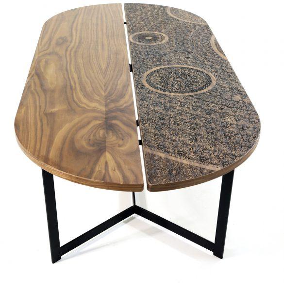 Table Farfale de Hicham El Madi