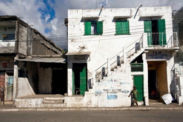 Médina de Mutsamudu.