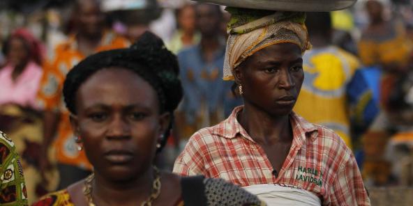 Des femmes ivoiriennes (photo d'illustration).