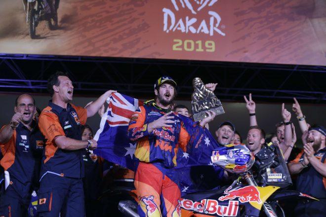 Rallye-raid : le Dakar quitte l'Amérique du Sud et aura lieu dès 2020 en Arabie saoudite