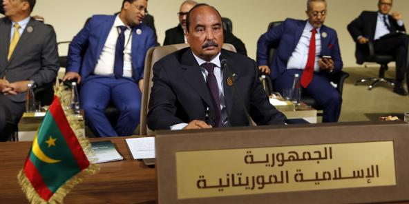 L'élection du 22 juin devra désigner le successeur du président Aziz, qui a déjà annoncé qu'il ne serait pas candidat à un troisième mandat.