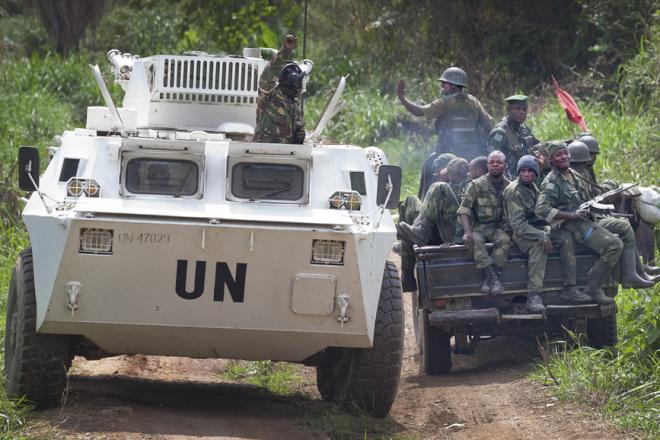 RDC : L'ONU annonce la capture de 40 combattants des ADF dans l'est