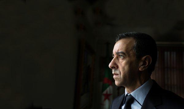 Ali Haddad, homme d'affaire et ancien président du Forum des chefs d'entreprise.