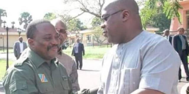 RDC : Joseph Kabila renonce à imposer Albert Yuma à la primature