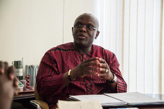"""Burkina Faso - Remis Dandjinou : """" La réconciliation ne doit pas donner l'impression d'être un deal entre politiques """""""