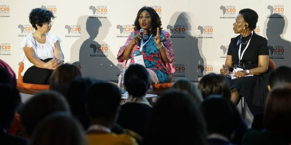 AFRICA CEO FORUM : Women in Business Annual Leadership Meeting. JOUR 2 ©François Grivelet.