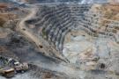La mine de cuivre Frontier à Sakania, au Katanga (RDC).