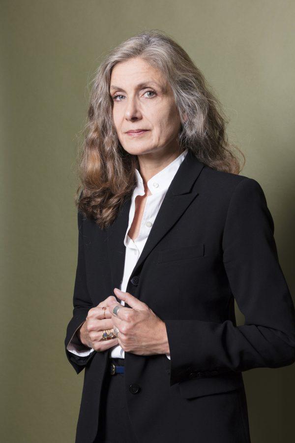 Karine Miermont, l'auteure de «Grace l'intrépide».