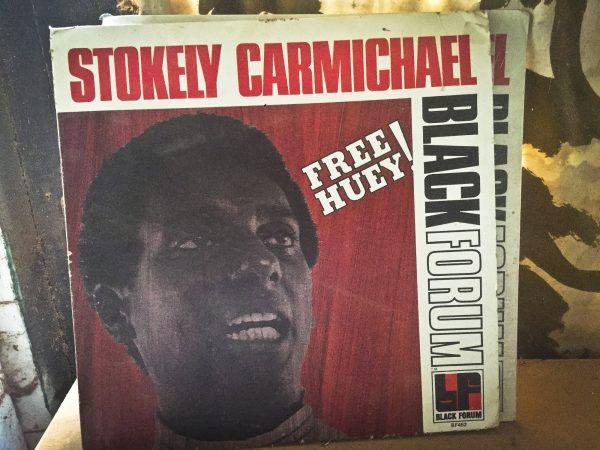 La maison de Miriam Makeba à Dalaba, dans le Fouta-Djalon (Guinée), où elle vécut de 1969 à 1985.Disques de discours prononcés en 1968 par Stokely Carmichael, l'un des leaders des Black Panthers (que la chanteuse épousa en 1969 et avec lequel elle dû s'exiler la même année en Guinée), pour réclamer la libération de Huey Newton, cofondateur du mouvement.30 mars 2019