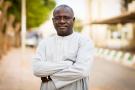 Bakary Sambe, directeur du Timbuktu Institute et professeur à l'université Gaston-Berger de Saint-Louis, à Dakar, le 15 mai 2019.