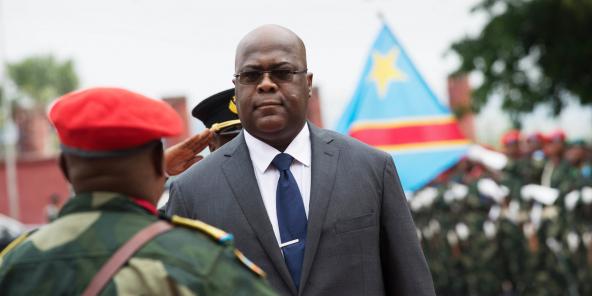 RDC : en Ituri, Félix Tshisekedi dénonce « une tentative de ...