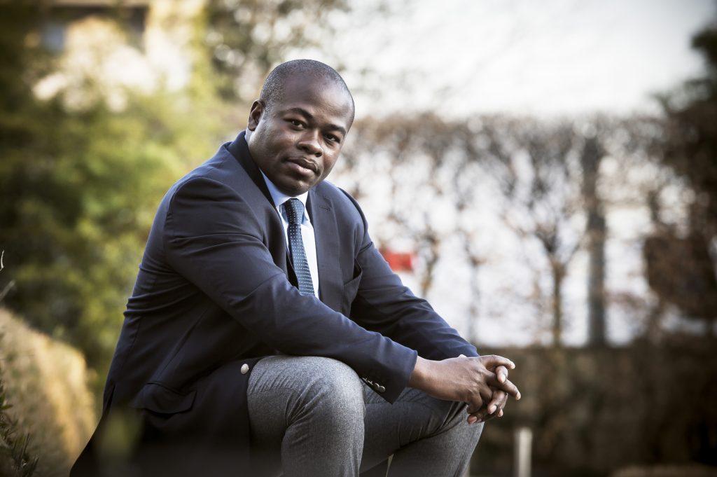 Alassane Doumbia, président du conseil d'administration du groupe.