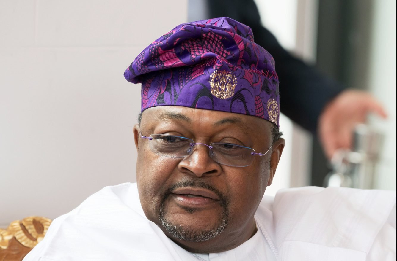 Mike Adenuga, founder of Globacom.