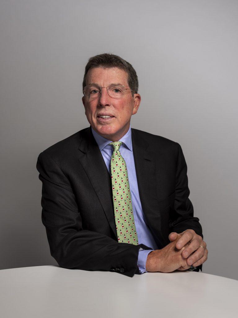 Bob Diamond en septembre 2018 à Londres.