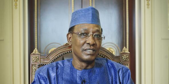 Tchad : la garde rapprochée d'Idriss Déby Itno – Jeune Afrique
