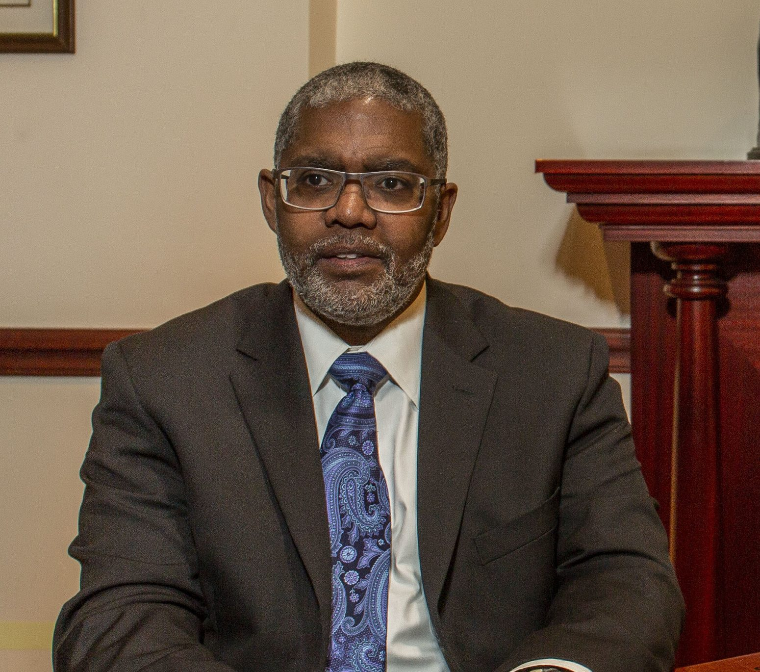 Cyril Sartor, directeur Afrique du Conseil national de sécurité des États-Unis.