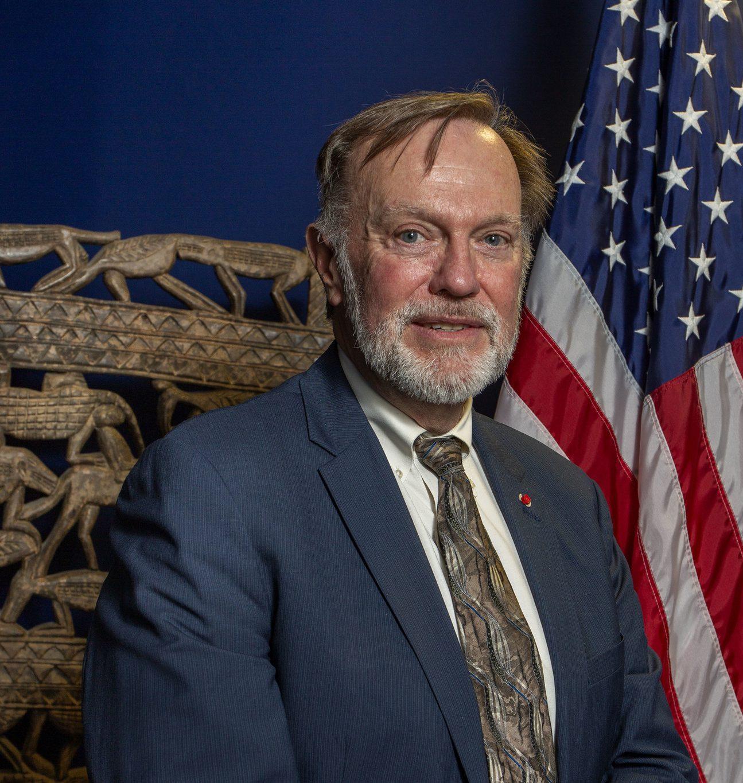 Tibor Nagy, conseiller pour l'Afrique du gouvernement américain.