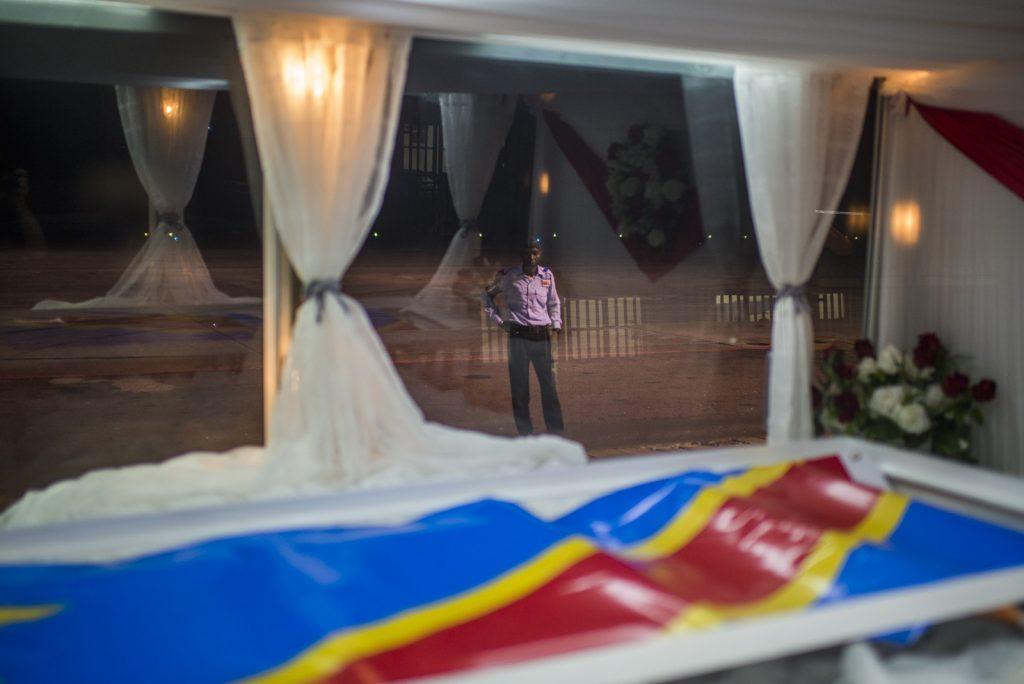 L'avion transportant la dépouille d'Étienne Tshisekedi a atterri dans la soirée du jeudi 30 mai 2019 à l'aéroport international de N'Djili, à Kinshasa.