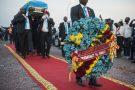 Étienne Tshisekedi a été inhumé samedi 1er juin 2019 à Kinshasa.
