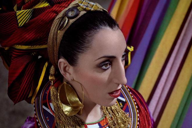 Rossy de Palma, l'actrice espagnole qui va faire vibrer la Dakar Fashion Week 2019
