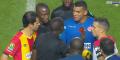 Altercation après la décision de l'arbitre d'invalider un but du Wydad Casablanca face à l'Espérance de Tunis, vendredi 31 mai en finale retour de Ligue des champions africaine.
