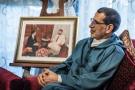 Saadeddine El Othmani, le chef du gouvernement marocain, le 28 mai à Rabat.
