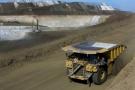 Sur le site aurifère de Tasiast, à 300km au nord de Nouakchott, 15000tonnes de minerai sont traitées chaque jour.