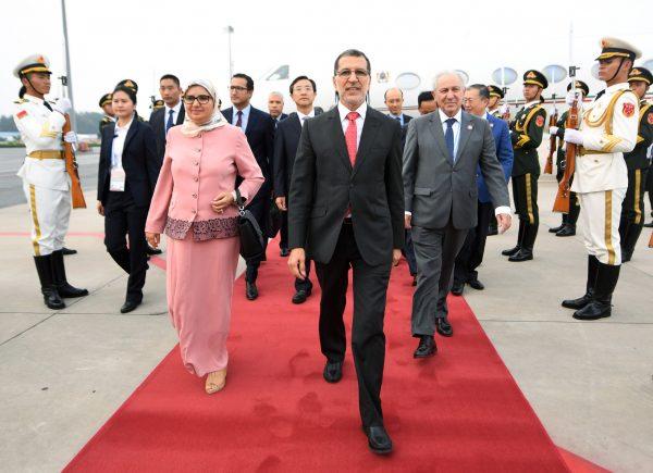 Saadeddine El Othmani, le chef du gouvernement, à Rabat, le 28mai.