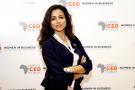 La Marocaine Lamia Merzouki, pilote du cluster Afrique du Nord du WIB Network.