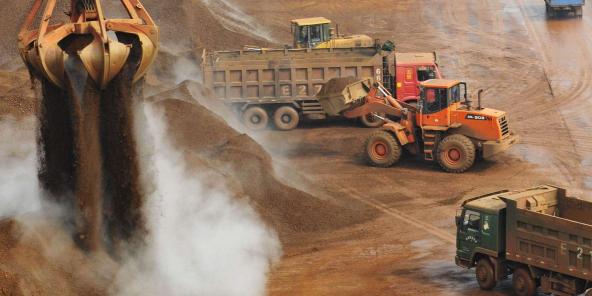 """Résultat de recherche d'images pour """"MINES/ AFRIQUE : l'envolée du cours du fer, une bonne nouvelle pour les producteurs africains, 2019"""""""