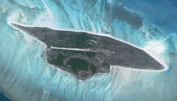 Juan de Nova, une des îles Éparses.