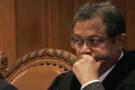 Raymond Ranjeva à la Cour internationale de justice, le 26 février 2007