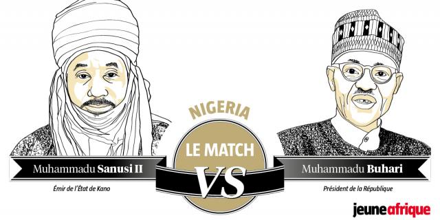 Nigeria : la défiance de l'émir SanusiII envers Buhari lui coûtera-t-elle son trône ?