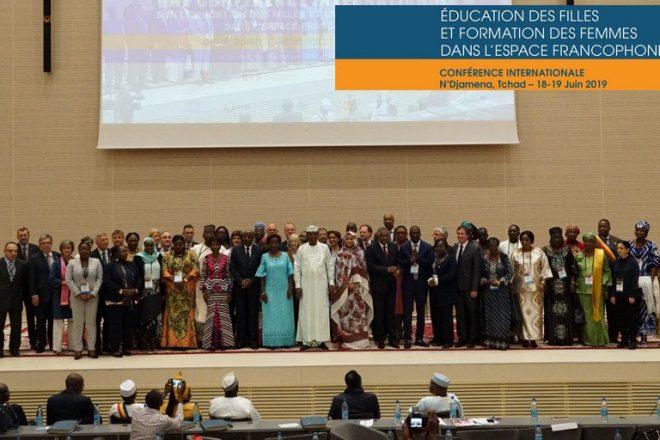 Francophonie : à N'Djamena, un plaidoyer en faveur de la scolarisation des filles