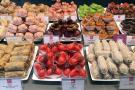 Parmi la cinquantaine de créations de Diamande, à Paris, des gâteaux végans et sans gluten.