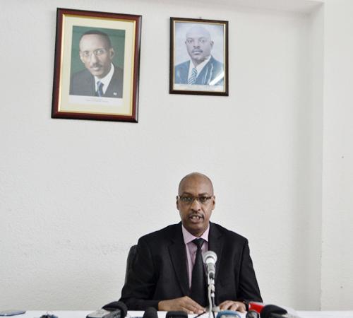 Désiré Nyaruhirira