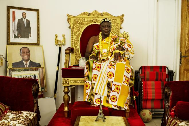 Reportage au Sanwi, le royaume ivoirien des ancêtres de Michael Jackson qui se rêve en Monaco de l'Afrique