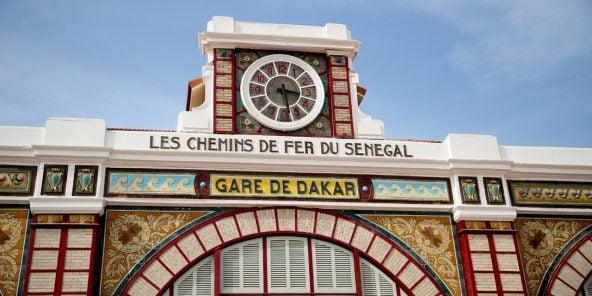 Réception du TER et inauguration de la Gare de Dakar, le 14 Janvier 2019