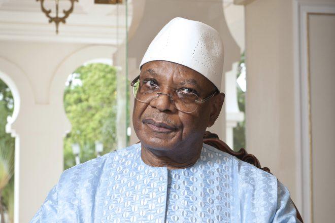 """Mali : Ibrahim Boubacar Keïta qualifie """" d'élucubrations """" les spéculations sur un putsch"""