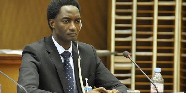 Moustapha Kamal Gueye, coordonnateur du programme consacré aux emplois verts à l'Organisation internationale du travail (OIT).