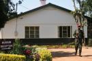 A Mulindi (district de Gicumbi, nord), l'ancien quartier général du FPR reconverti en musée.