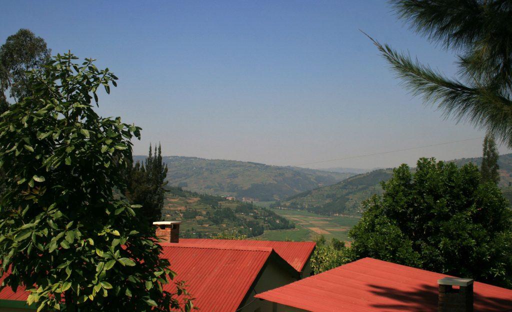 Les collines de Mulindi ont retrouvé leur sérénité.