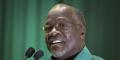 Le président tanzanien John Magufuli, ici en 2015, est décédé le 17 mars 2021.