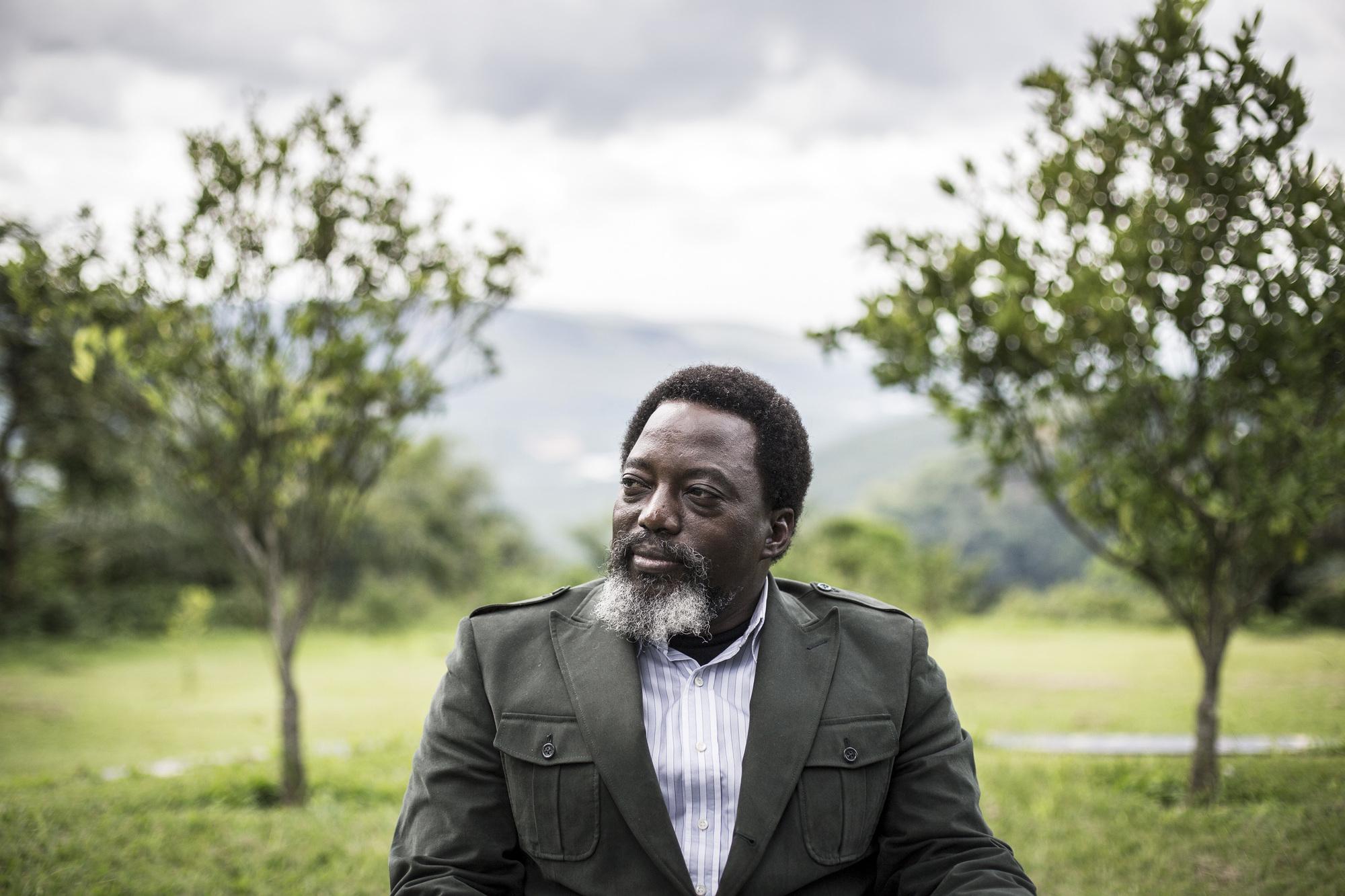 L'ex-président congolais Joseph Kabila s'est toujours senti plus à son aise dans cette arche de Noé privée que dans l'anarchique Kinshasa.