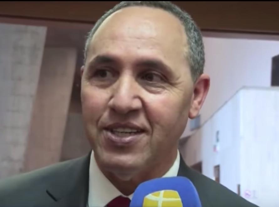 L'ex-ministre de la Culture algérien Azzedine Mihoubi.