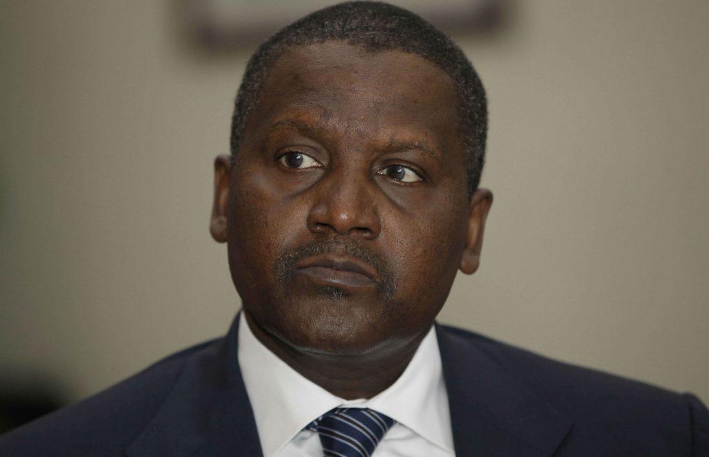 Aliko Dangote, à Lagos en 2012.  - sipa ap21330770 000002 2 1024x660 - Nigeria – Dangote tout-puissant : héros de toute l'Afrique et homme d'affaires impitoyable