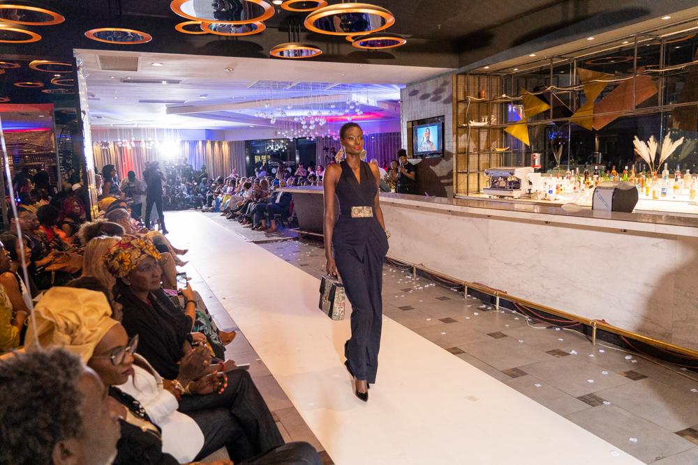 Senegal . Dakar. 06/2019. Dakar Fashion Week. Pullman Teranga. Youri Lenquette