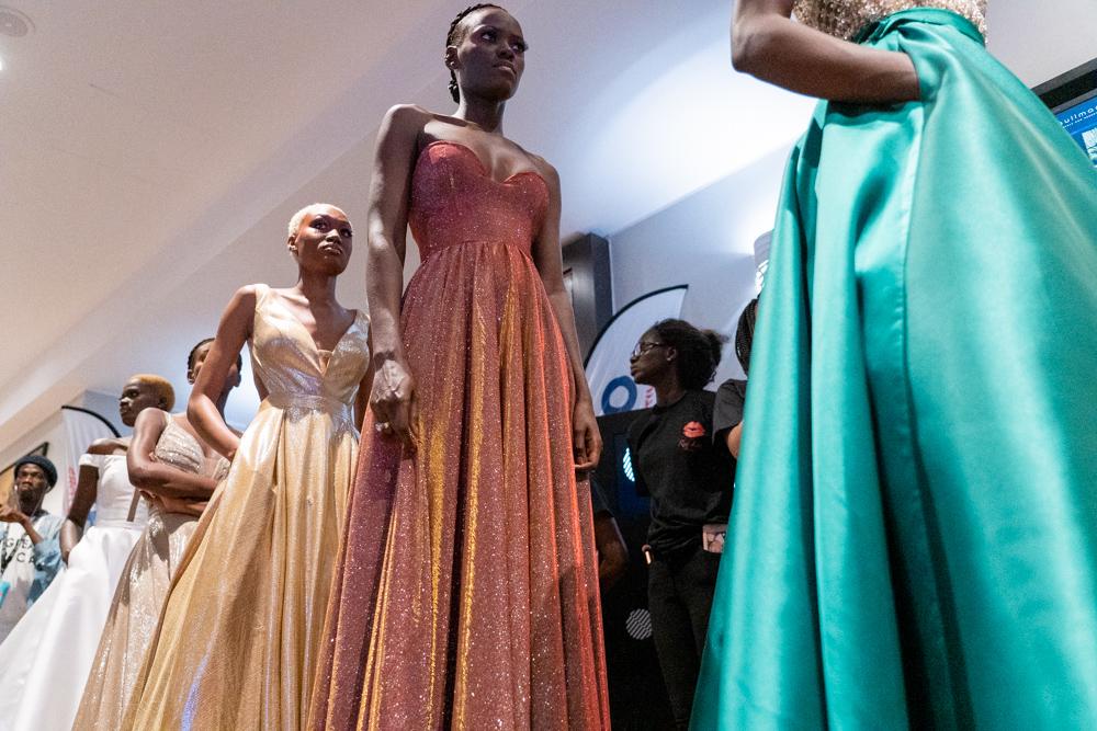 Senegal . Dakar. 06/2019. Dakar Fashion Week. Pullman Teranga.