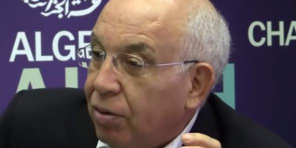"""Algérie - Abdelaziz Rahabi : """" Oui à une élection présidentielle, mais pas à n'importe quelles conditions """" 1"""